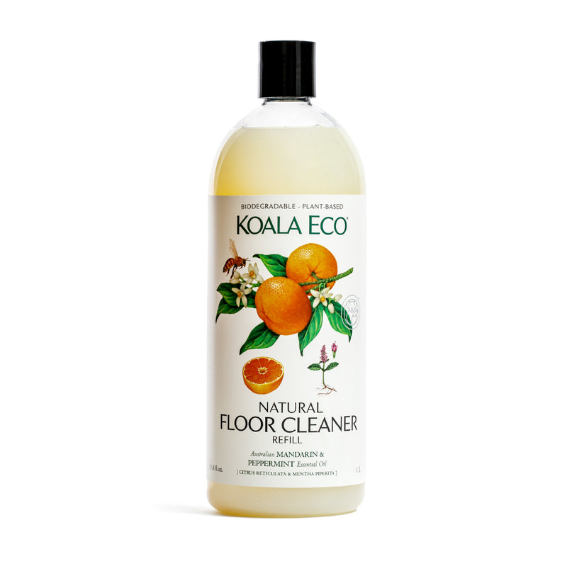 Natural Floor Cleaner - Refill