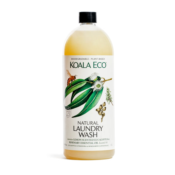Natural Laundry Wash