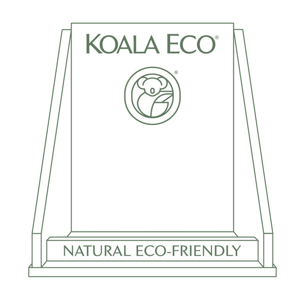 Koala Eco Wooden Counter Display