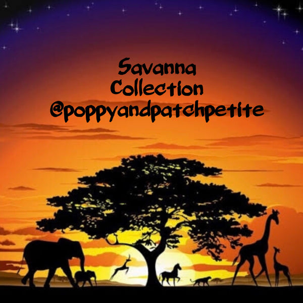 SAVANNA COLLECTION