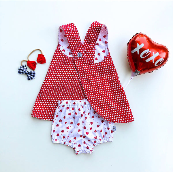 MY HEART PINNIE SET