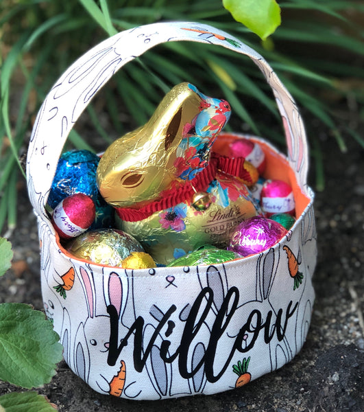 EASTER BASKETS (PERSONALISED)