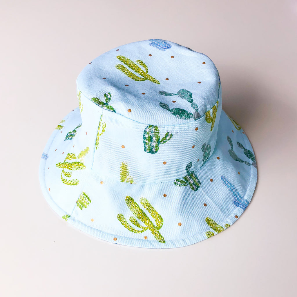 HATS - SUN BUDDY REVERSIBLE - READY MADE