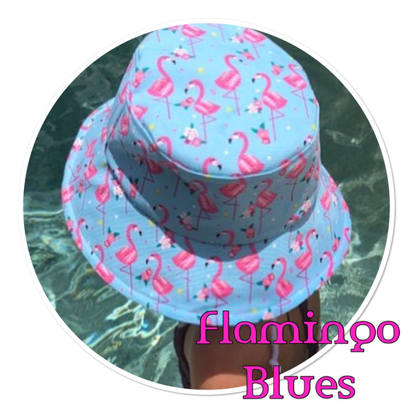 HATS-SUN BUDDY REVERSIBLE - GIRLS