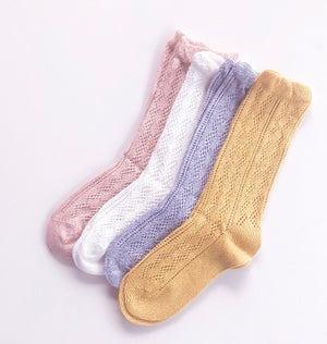GIRLS VINTAGE LACE SOCKS