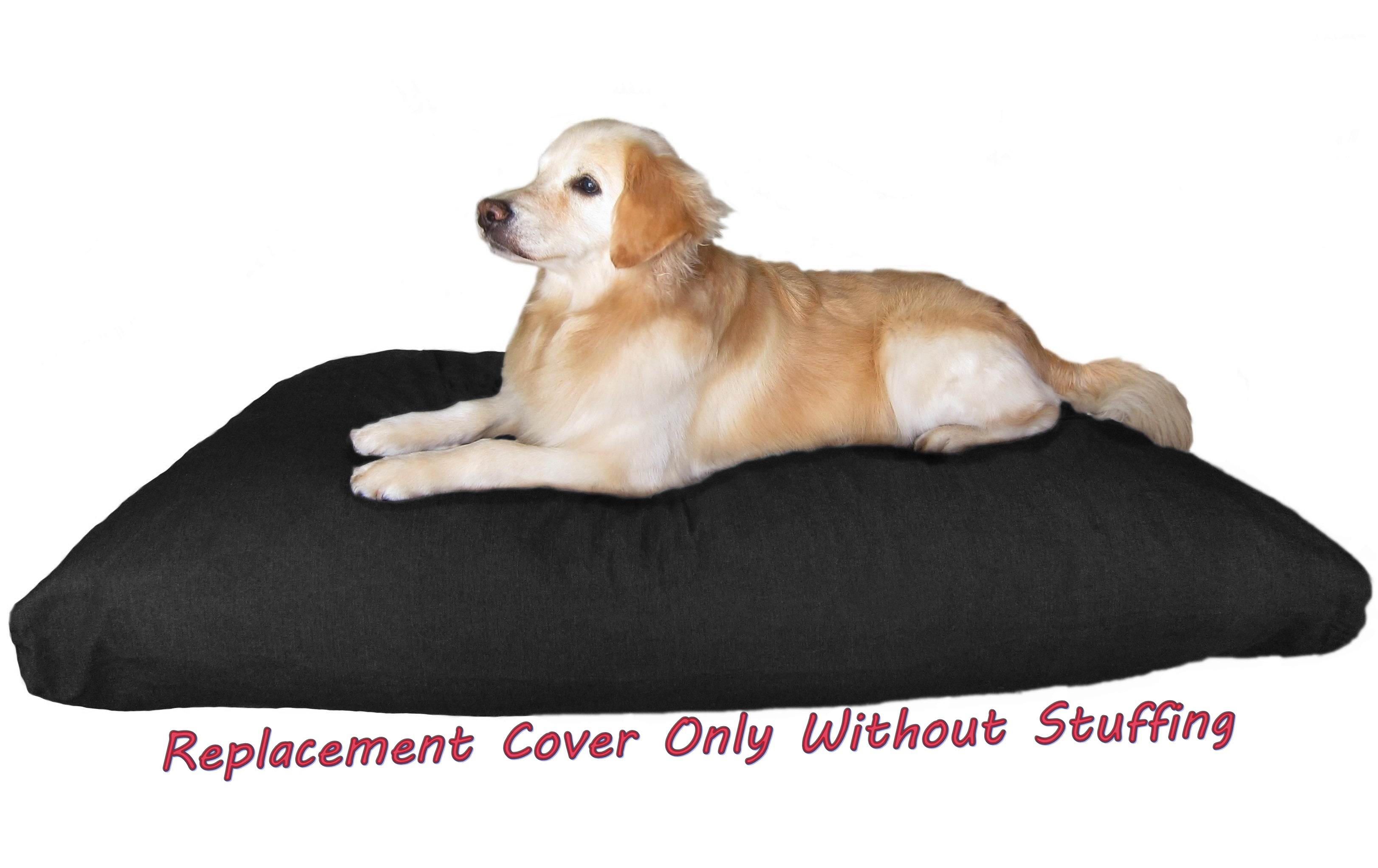 Durable Canvas Duvet Pet Dog Bed Cover Small Medium Extra Large Dogs