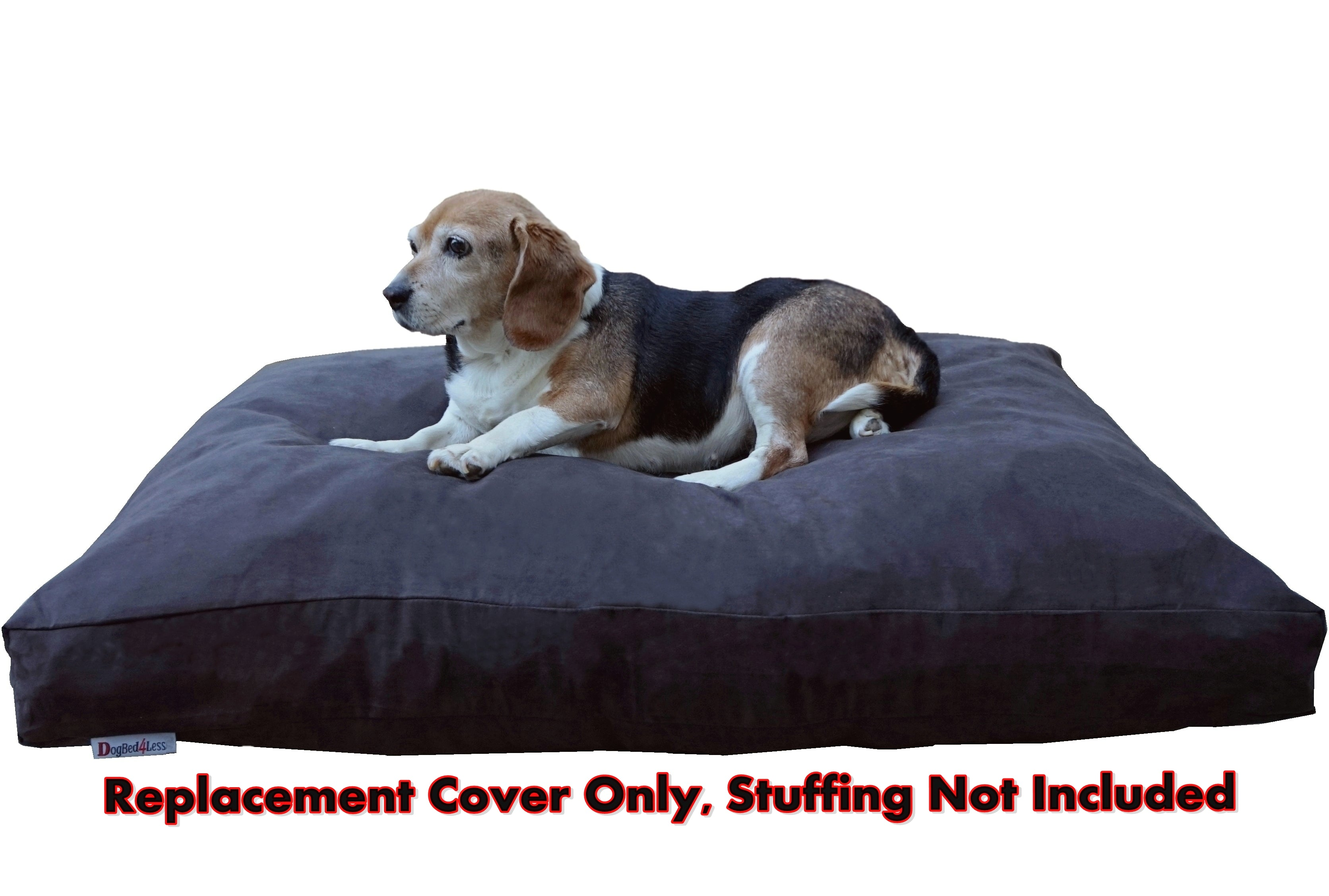 in quantity large to new bed brand sewing brown external duvet stuffing medium color replacement extra zipper removable suede included dog small pet comfortable not durable itm gusset style cover and only with