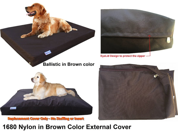 External Replacement Cover - 7 Sizes in 10 Colors