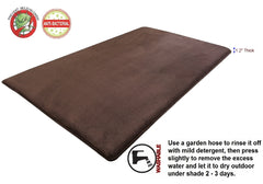 Memory Foam Pet Mat Topper - 5 Sizes in 3 Colors