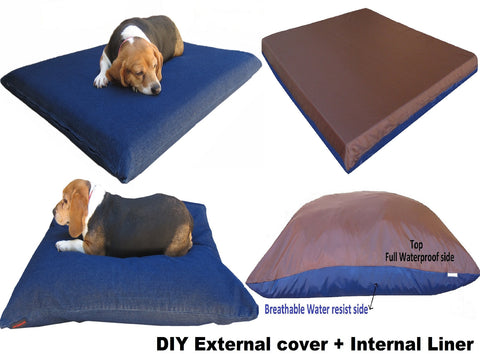 Dogbed4less DIY Cover