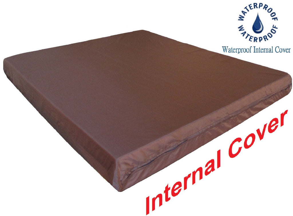 Internal Replacement Cover For Dogbed4less Memory Foam Pad Bed