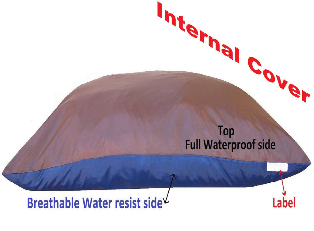 Dogbed4less Waterproof Internal Liner for Pillow