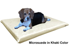 "3"" Gel-Infused Cooling Memory Foam Pad Bed - 2 Sizes in 10 Colors"