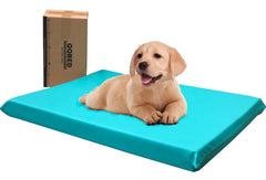 "3"" Waterproof Pet Bed for Outdoor/Indoor with Vibrant Color - 2 Sizes in 6 Colors"