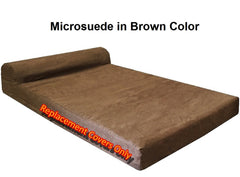 Head Rest Dog Bed External Cover - 3 Sizes in 9 Colors