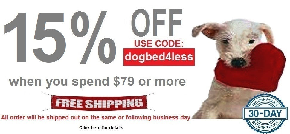 Dogbed4less Promotion