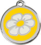 Red Dingo - Daisy ID Tag | Krazy For Pets