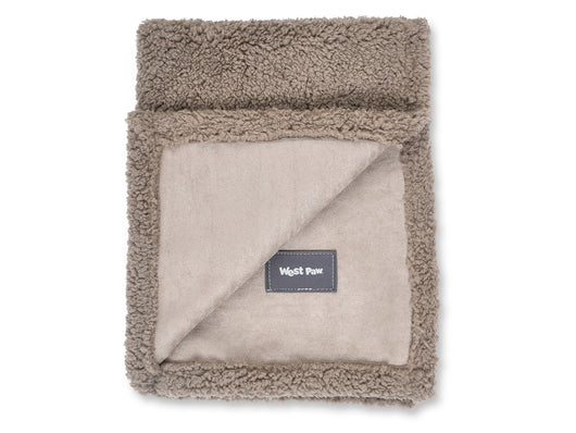 Oatmeal, Big Sky Blanket - West Paw | Krazy For Pets