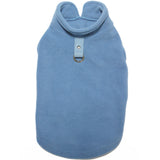 Gooby - Blue Fleece Vest | Krazy For Pets