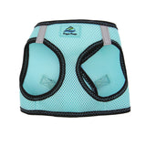 Doggy Design - Aruba Blue Top Stitch Harness | Krazy For Pets