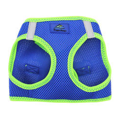 Doggy Design - Cobalt Blue Top Stitch Harness | Krazy For Pets