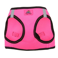 Doggy Design - Iridescent Pink Top Stitch Harness | Krazy For Pets