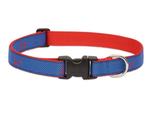 Lupine - Newport-Blue Club Collar | Krazy For Pets