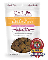 Caru - Chicken Recipe Bites | Krazy For Pets
