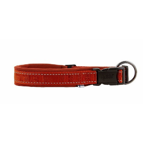 Cinnamon Casual Padded Dog Collar - Hurtta | Krazy For Pets
