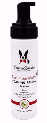 Warren London - Cucumber Melon Foaming Facial | Krazy For Pets