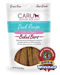 Caru - Duck Recipe Bars | Krazy For Pets