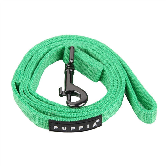 Puppia - Green Two Tone Lead | Krazy For Pets