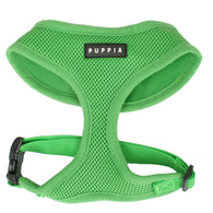 Green Soft Harness | Krazy For Pets