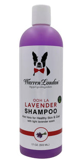 Warren London - Lavender Dog Shampoo | Krazy For Pets