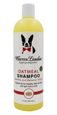 Warren London - Oatmeal Shampoo | Krazy For Pets