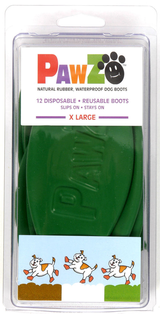 PawZ - PawZ Disposable Dog Boots, Extra-Large | Krazy For Pets
