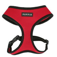 Red Soft Harness | Krazy For Pets