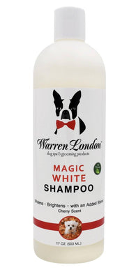 Warren London - Magic White Brightening Dog Shampoo | Krazy For Pets