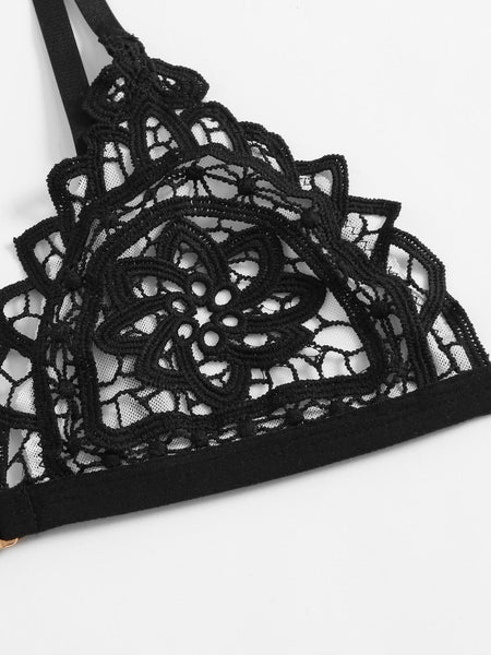 Filigree Lace Bralette