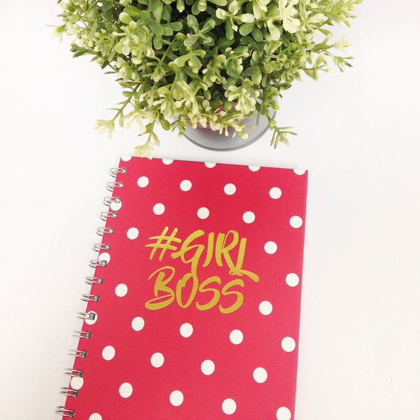 #GirlBoss Journal