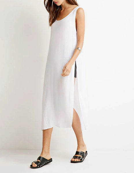 High Slit Tunic Top