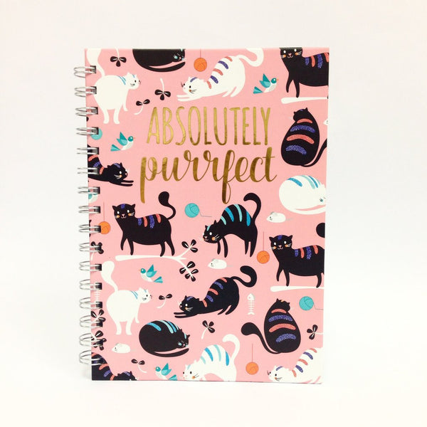 Absolutely Purrfect Journal