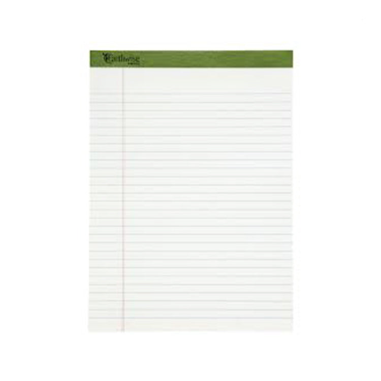 "Bloc-notes recyclés Earthwise™ 8.5 X 11"" (lettre) - Studio d'art Shuffle"