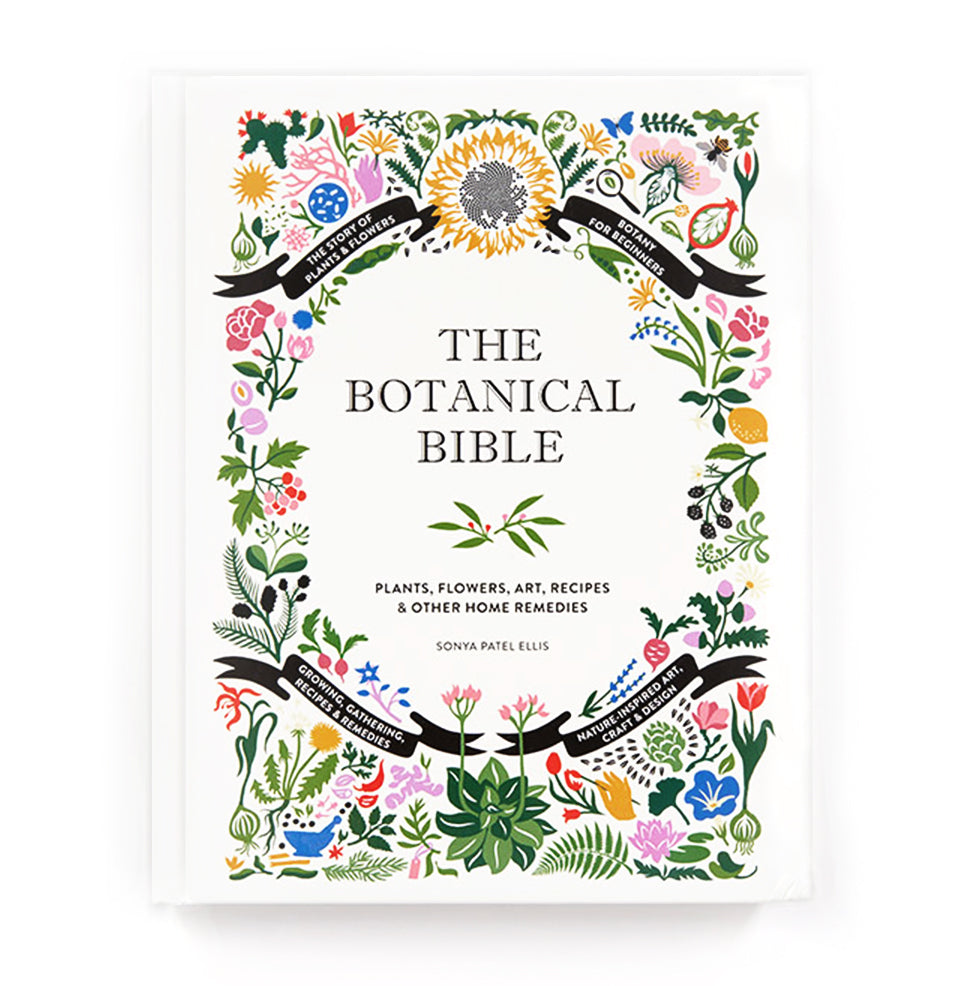 The Botanical Bible (anglais) - Studio d'art Shuffle