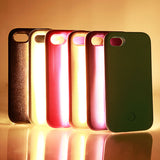 Selfie Light Case - iPhone & Samsung