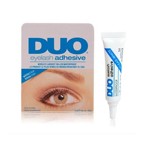 Eyelash Adhesive/Glue Waterproof - White