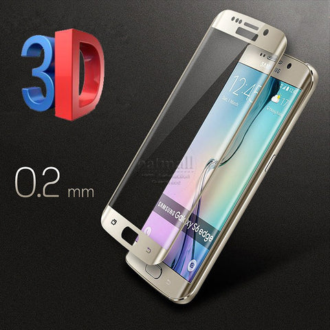 Tempered Glass Screen Protector For Samsung Galaxy S6/S7/Edge/Plus