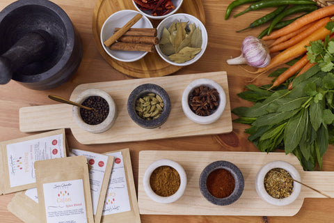 Spice Quarter | Monthly Spice Subscription