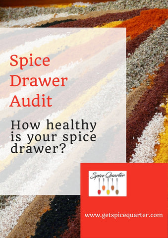 Spice Quarter Spice Audit Checklist