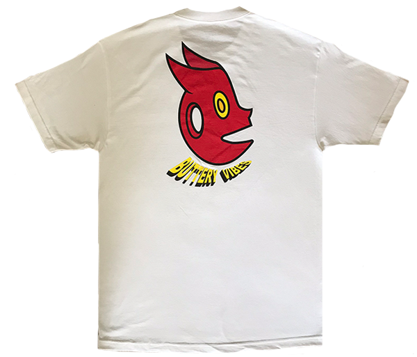 Buttery-Vibes-Devil-Boy-Tee-T-Shirt-White